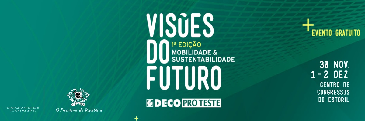 Evento Visões do Futuro